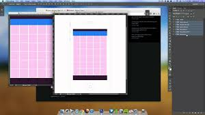 application ui design iphone application ui design in photoshop lesson 01