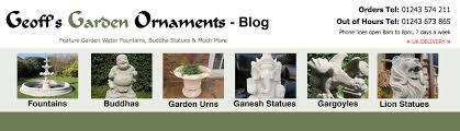geoffs garden ornaments news