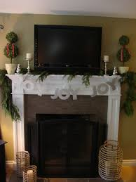 steward of design my christmas mantel