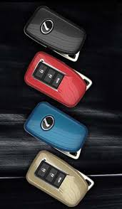 lexus key replacement shell cover abs smart remote key case ring shell holder cover for lexus ex