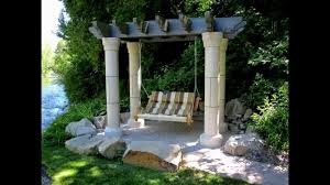 arbor swing plans top 1500 best pergola designs ideas part 1 outdoor deck pergolas