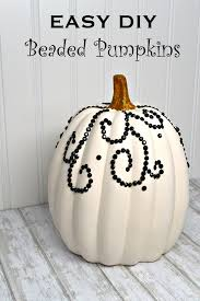 pumpkin decoration beaded pumpkin decoration three different directions