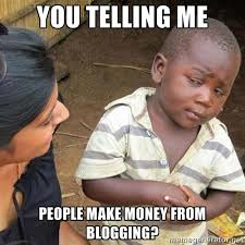 Cash Money Meme - how to earn money with twitter in 1 day 101 geek