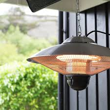 electric patio heater interior design