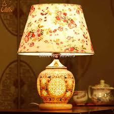 Ceramic Table Lamps For Living Room Light Port Picture More Detailed Picture About Free Shipping