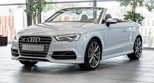 convertible audi 2016 audi a3 cabriolet rolls off the hungarian line automotive supply