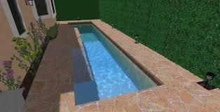 swimming pool small yard the impact of backyard swimming pools