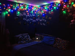bedroom with christmas lights bedroom at real estate bedroom with christmas lights photo 3