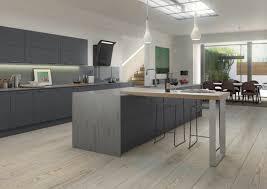 cuisine anthracite cuisine cuisine gris anthracite et bois cuisine gris anthracite et