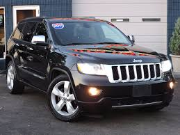 jeep laredo 2011 used 2011 jeep grand cherokee overland at auto house usa saugus