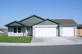 house plan garage single car automatic garage door 2 story 3 car