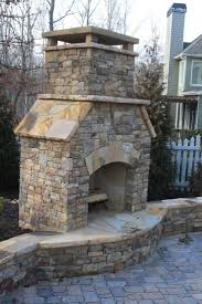 Outdoor Chimney Fireplace by 2334 Best Fireplaces Images On Pinterest Backyard Ideas Patio