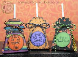 Halloween Candy Bags Craft by Studio 5380 September 2012