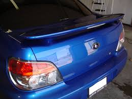 subaru wrx spoiler trunk swap and rear deck questions nasioc