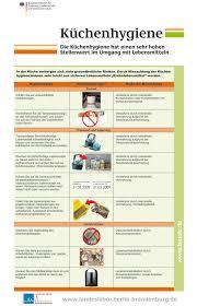 reinigungsplan küche informationen zum lebensmittelrecht für lebensmittelunternehmer