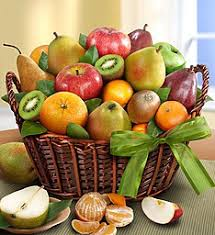 Gourmet Fruit Baskets Gourmet Gift Baskets Snack Baskets 1 800 Flowers Com