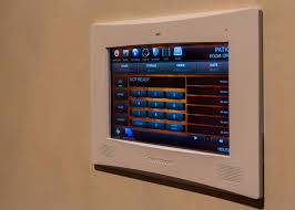 home automation integrated electronics