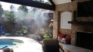 misting system gallery houston misting system