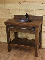 Rustic Vanity Table Rustic Bathroom Cabinet Sink Rustic Vanity Rustic Bathroom