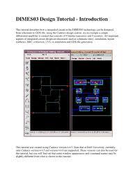 virtuoso layout design basics cadence icfb design tutorial library computing button computing