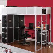 loft desk combo images about ideas on pinterestedsunk home decor