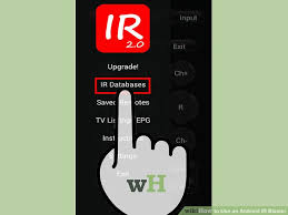 how to use an android ir blaster 8 steps with pictures - Ir Blaster Android