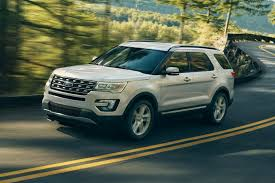 ford explorer 2017 black 2016 ford explorer platinum first test motor trend
