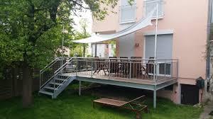 stahlbau balkone balkonanbau kirchheim stahlbau nägele