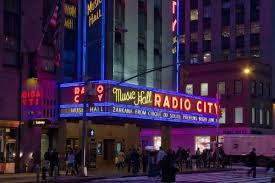 Radio City Floor Plan April Weather Averages For New York Usa