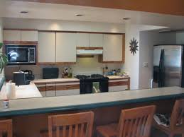 cost effective kitchen remodel includes refacing cabinets cost effective kitchen facelift before