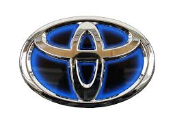 toyota prius logo amazon com genuine toyota accessories 75310 47010 grille toyota