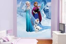22 frozen bedroom wall painting ideas disney frozen large wall