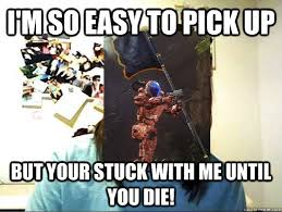 Funny Halo Memes - overly attached halo 4 flag memes quickmeme