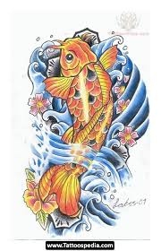 tattoo design koi dragon collection of 25 lotus waves and koi fish tattoo designs