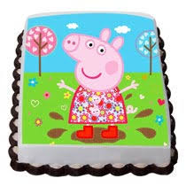peppa pig cake send peppa pig and friends cake gifts to hyderabad