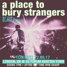 a place to bury strangers home facebook
