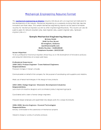 cv format for mechanical engineers freshers pdf converter mechanical engineering resume format download diploma for in ms