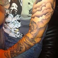 cloud sleeve search tattoos