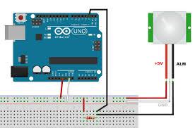 pir motion detector u2013 a sensor for arduino 2nd part u2013 meccanismo