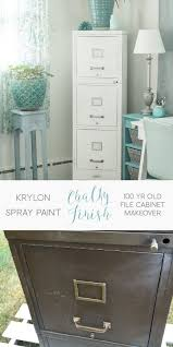 painting a file cabinet my 100 year old file cabinet makeover painted filing cabinets