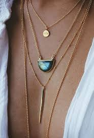 light chain necklace images 9 best rainbow moonstone gold necklace images gold jpg