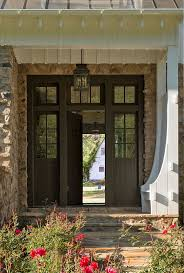 House Doors Exterior by Best 25 Farmhouse Front Doors Ideas On Pinterest Farmhouse Door