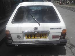 old subaru hatchback well maintained old subaru available for sale in kenya
