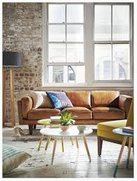 Cognac Leather Sofa best 25 brown leather sofas ideas on pinterest leather couch