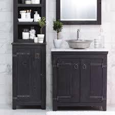 home decor white freestanding bathroom cabinet vessel sink