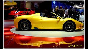 ferrari yellow 458 ferrari 458 speciale a