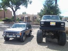 jeep wagoneer lifted my curbside classic 1989 jeep xj wagoneer limited u2013 a cherokee