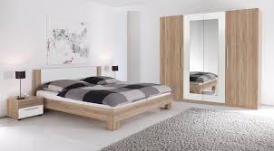 Schlafzimmer Holz Eiche Martina Komplett Schlafzimmer Eiche Sonoma Weiß