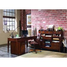 Dark Wood Furniture Hooker Furniture 388 10 364 Danforth Open Credenza In Dark Wood