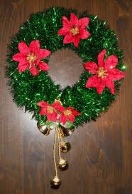 easy crafts for adults easy tinsel wreath create a very simple
